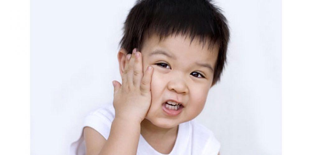 Παρωτίτιδα στα παιδιά
